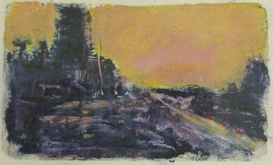 Francis_Orange_Sky_3x5_mono_wc_gouache.jpg