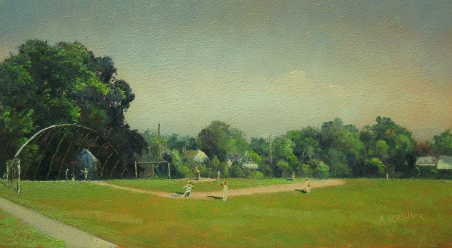 Kushnir_Washington_Palisades_Baseball_6x10_oil.jpg