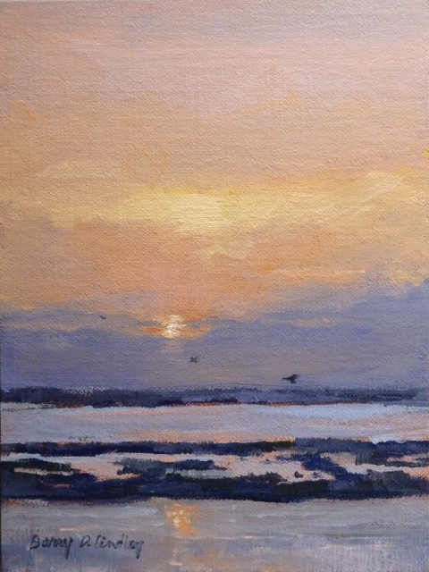Lindley_Chincoteague_Sunset_oil_8x6.jpg